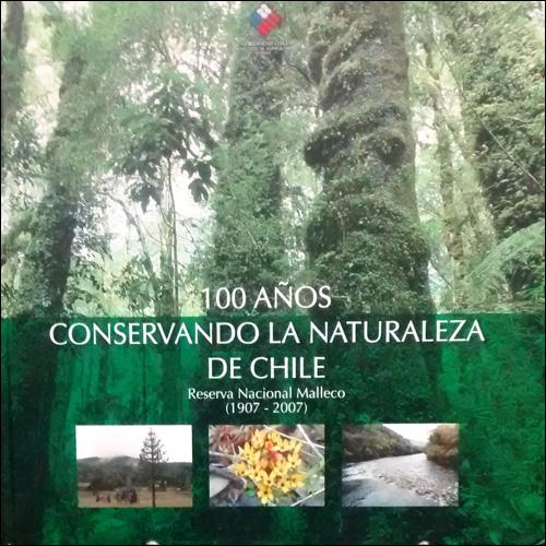 Portafolio Editorial Airut - Libro 100 años de CONAF (Corporación Nacional Forestal)