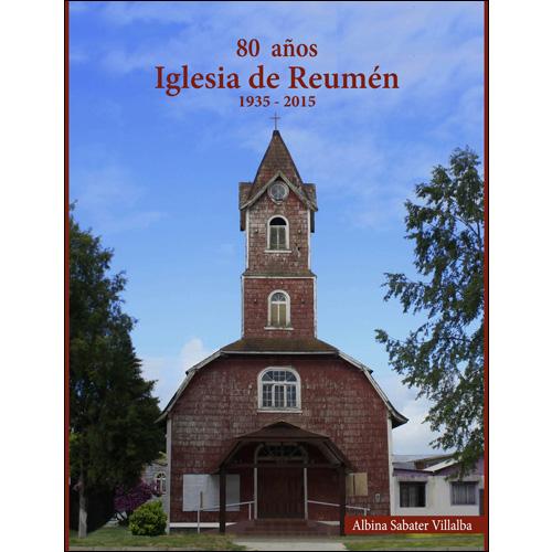 Portafolio Editorial Airut - Libro 80 años Iglesia de Reumén