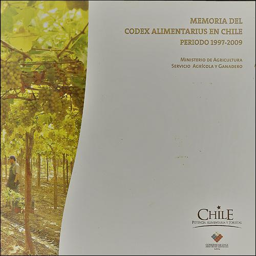 Portafolio Editorial Airut - Libro Códex Alimentario para SAG (Servicio Agrícola y Ganadero)