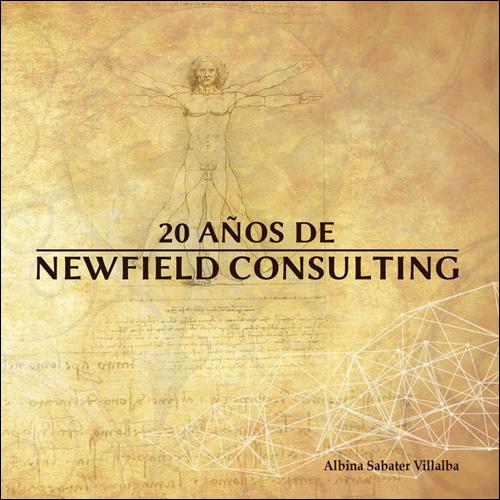 Portafolio Editorial Airut - Libro 20 Años de Newfield Consulting